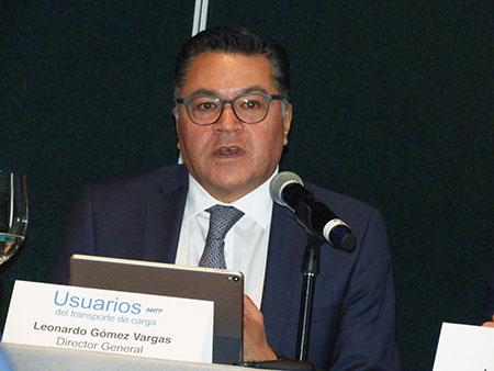 Leonardo Gómez, director general de ANTP