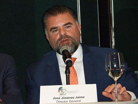 José Jiménez Jaime, director general de CANAPAT